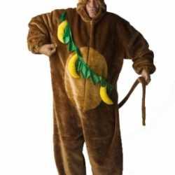 Apen outfit carnaval volwassenen