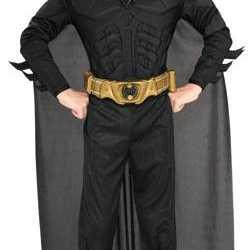 Batman outfit carnaval kinderen
