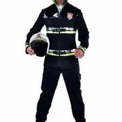 Brandweer man outfit
