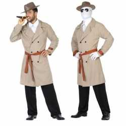 Carnaval/feest invisible man verkleed outfit carnaval heren