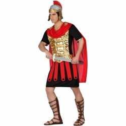 Carnaval/feest romeinse soldaat/strijder verkleedoutfit felix carnava