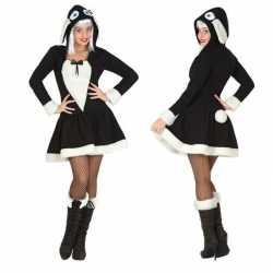 Carnaval/feest schaap verkleed outfit carnaval dames