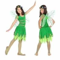 Carnaval/feest toverfee verkleedoutfitvleugels carnaval meisjes