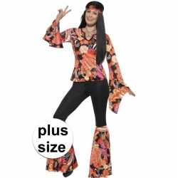 Carnaval hippie outfit willow carnaval dames