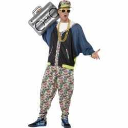 Carnavalskleding hip hop outfit