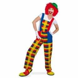 Carnavalsoutfit clown pebbi