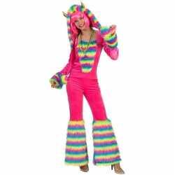 Carnavalsoutfit fantasie monster carnaval dames