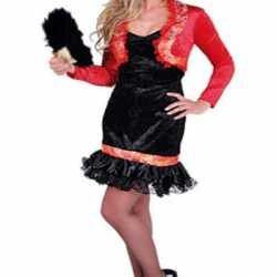 Carnavalsoutfit Spaanse jurk