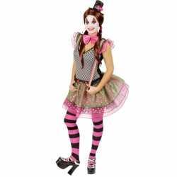 Clown carnavalsoutfit carnaval dames