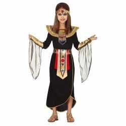 Egyptische prinses verkleed outfit carnaval meisjes