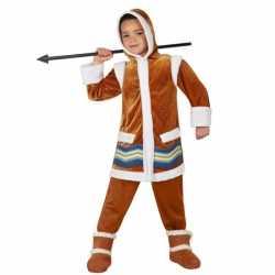 Eskimo carnavalskleding carnaval kinderen