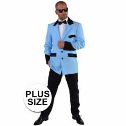 Gangnam style outfit grote maat