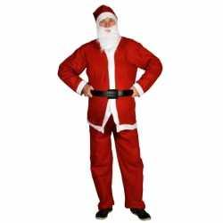 Goedkoope kerstmannen outfit
