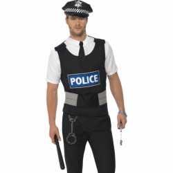 Goedkoope politie outfit