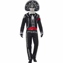 Halloween Day of the dead Senor Bones outfit