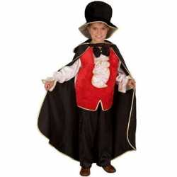 Halloween Dracula outfit carnaval kinderen