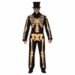 Halloween outfitgeraamte carnaval heren