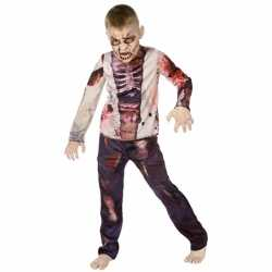 Halloween zombie outfit carnaval kinderen