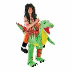 Hang outfit dinosaurus carnaval volwassenen