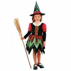 Heksen outfit meisjes