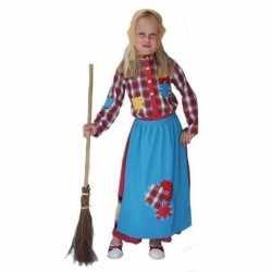 Heksen outfits carnaval kinderen