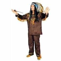 Heren indiaan outfit hania