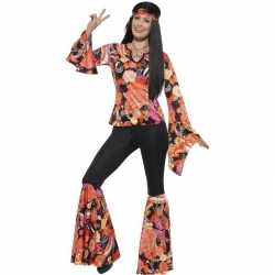 Hippie outfit willow carnaval dames