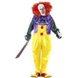 Horror It clown outfit