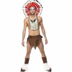 Indianen outfits carnaval mannen