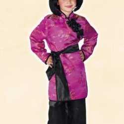 Japanse Geisha meisjes outfit