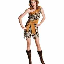 Jungle outfit carnaval dames