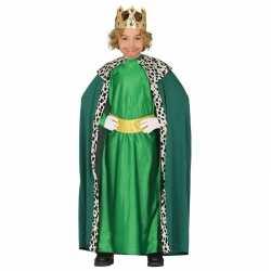 Kerst outfit 3 koningen caspar carnaval jongens