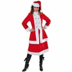 Kerst Russische kerst outfit carnaval dames