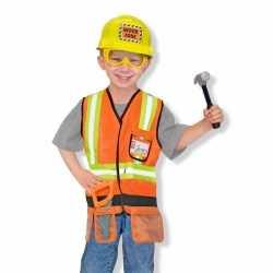 Kinder outfit bouwvakker