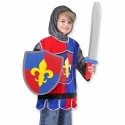 Kinder outfit ridder
