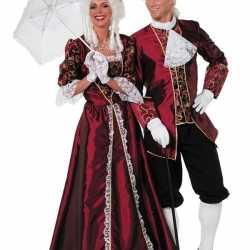Markiezin outfit carnaval dames