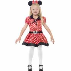 Meisjes Minnie Mouse outfit