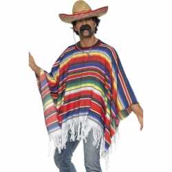 Mexicaans outfits poncho