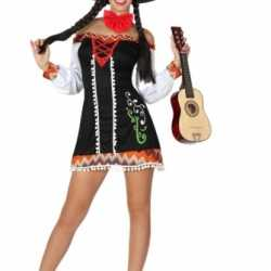 Mexico outfit carnaval dames