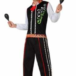 Mexico outfit carnaval heren