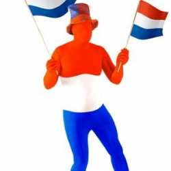 Nederlands all over outfit