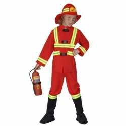 Outfit brandweer kinderen
