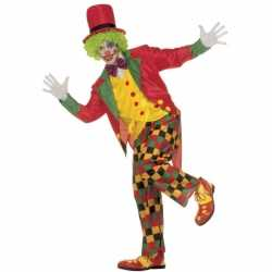 Outfit Clown volwassenen