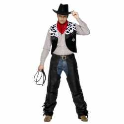 Outfit Cowboy heren