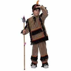 Outfit indiaan kinderen