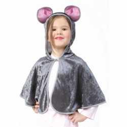 Peuter muis verkleed ponchos