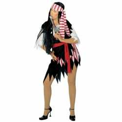 Piraten outfit carnaval dames