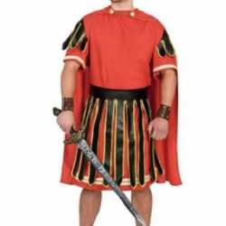 Romeinse gladiator outfit carnaval heren