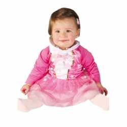 Roze prinsessen jurkje carnaval babys