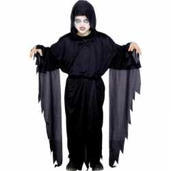 Scream outfit carnaval kinderen